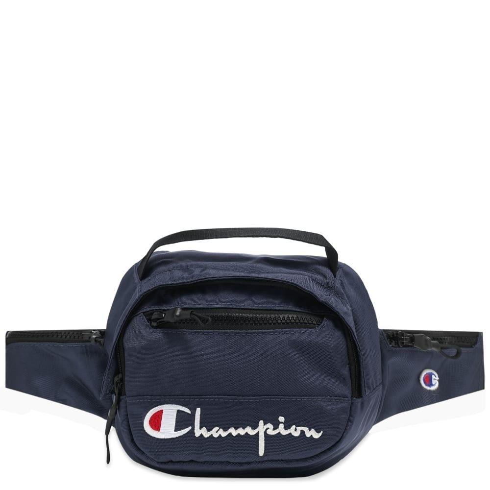 チャンピオン Champion Reverse Weave メンズ ボディバッグ・ウエストポーチ バッグ【script belt bag】Navy