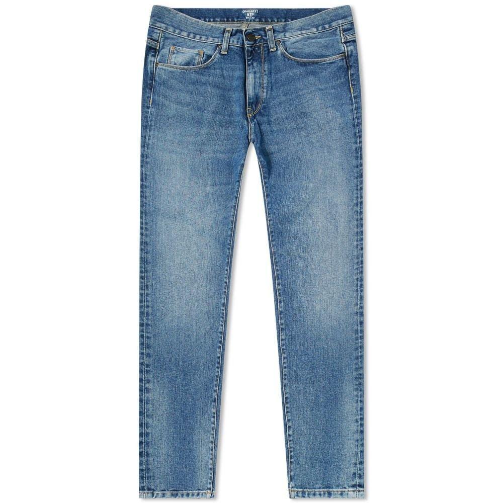 カーハート Carhartt WIP メンズ ボトムス・パンツ 【carhartt vicious regular tapered pant】Blue