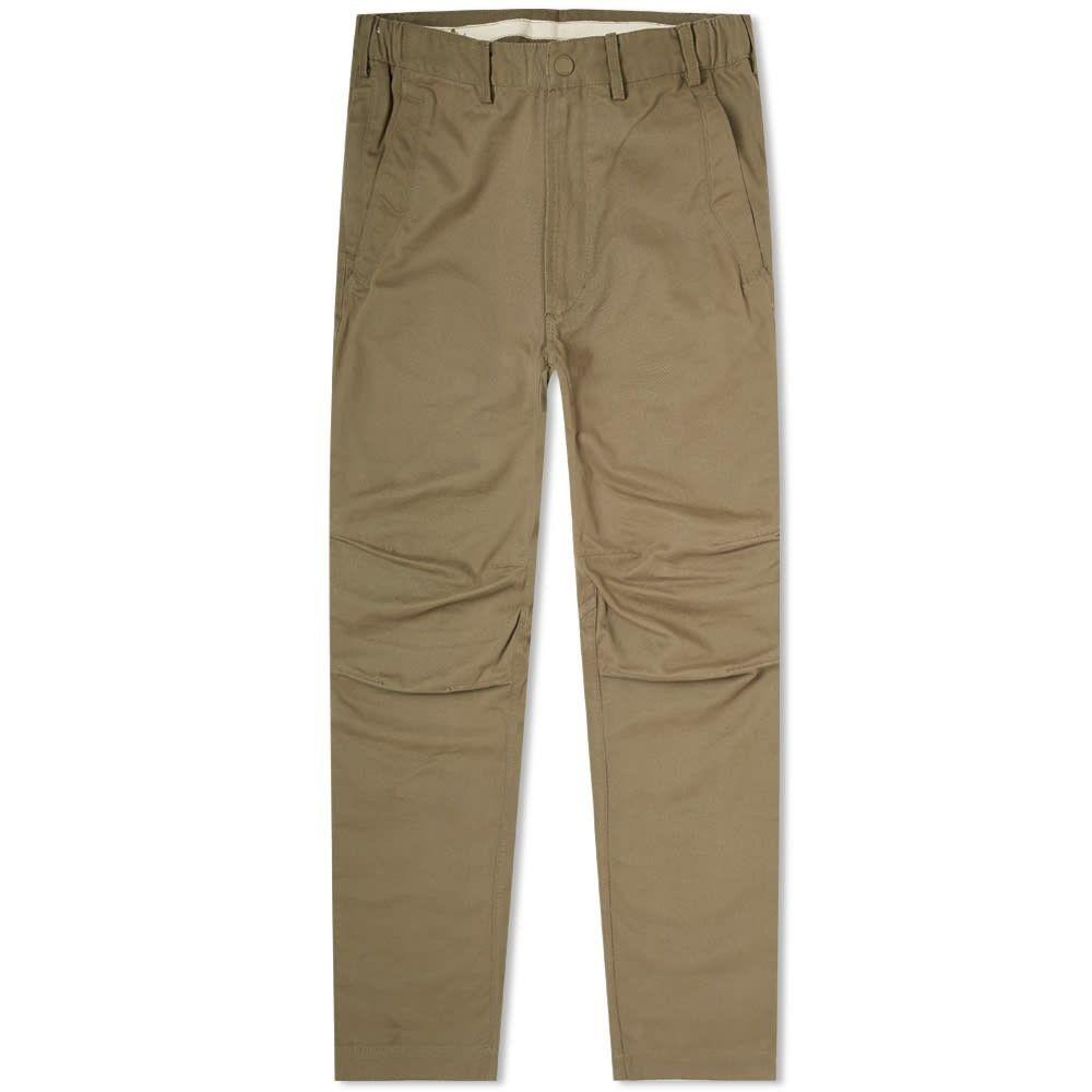 マハリシ Maharishi メンズ ボトムス・パンツ 【custom pant】Maha Olive