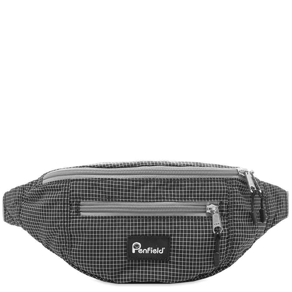 ペンフィールド Penfield メンズ ボディバッグ・ウエストポーチ バッグ【lorino waist pack】Black