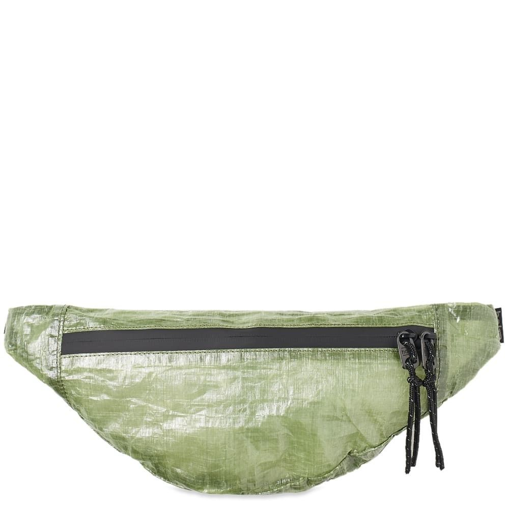ホーボー hobo メンズ ボディバッグ・ウエストポーチ バッグ【cuben fiber waist pack】Olive