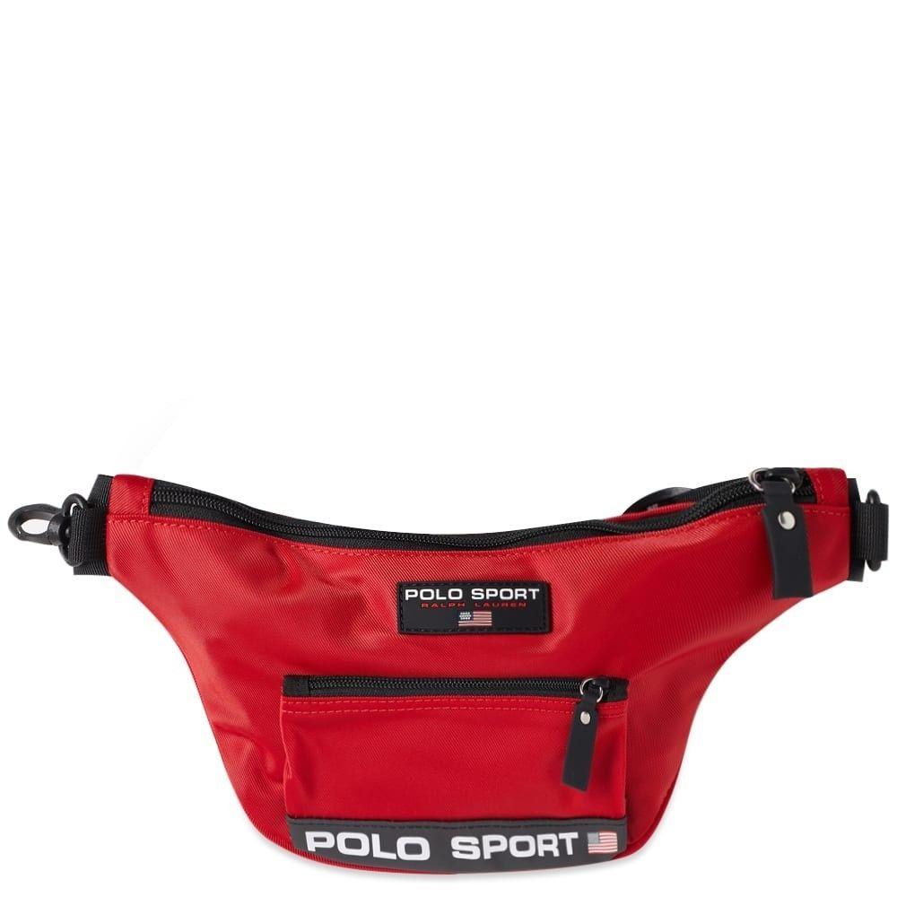 ポロスポーツ Polo Sport メンズ ボディバッグ・ウエストポーチ バッグ【polo ralph lauren waist pack】Red
