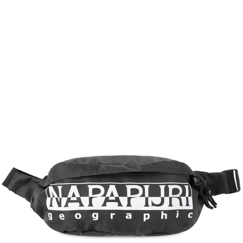 ナパピリ Napapijri メンズ ボディバッグ・ウエストポーチ バッグ【happy waist bag】Black
