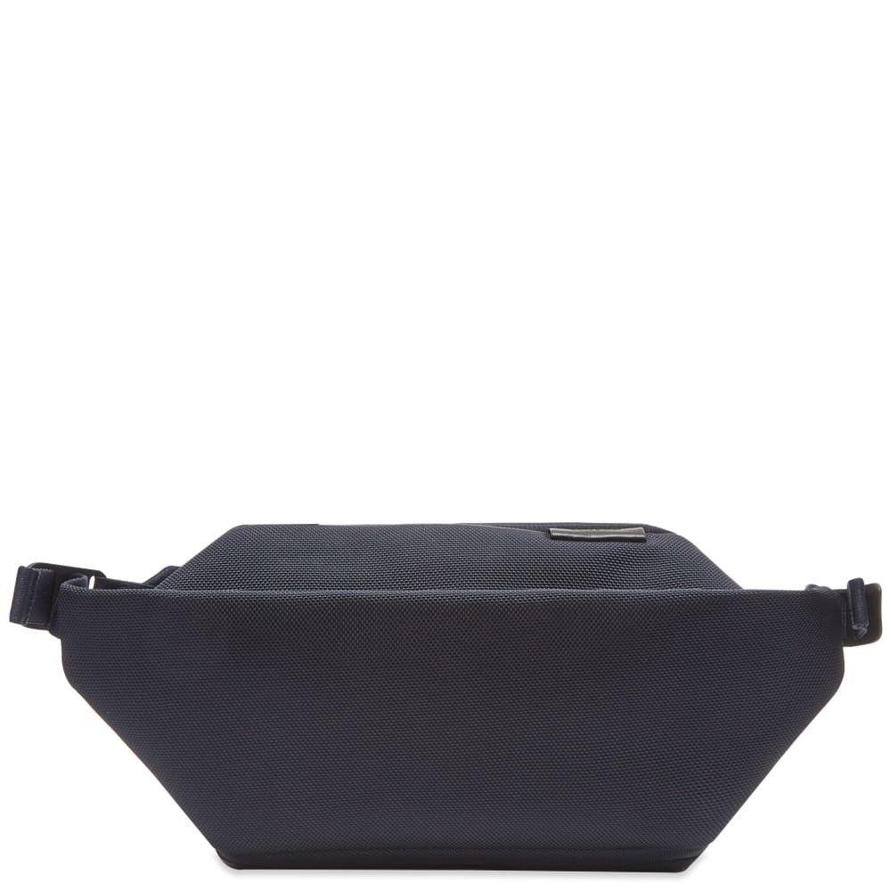 コート エ シエル Cote&Ciel メンズ ボディバッグ・ウエストポーチ バッグ【isarau small waist bag】Ballistic Black