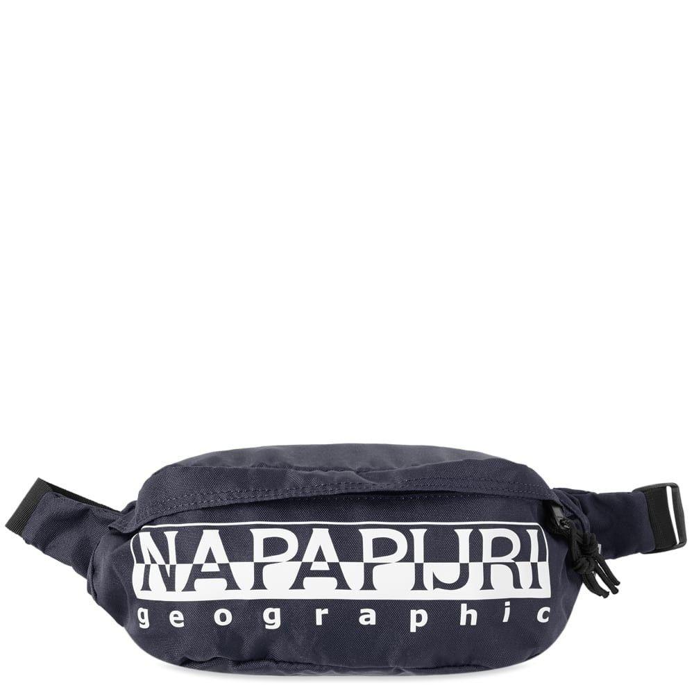 ナパピリ Napapijri メンズ ボディバッグ・ウエストポーチ バッグ【happy waist bag】Navy