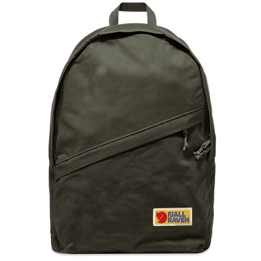 フェールラーベン Fjallraven メンズ バックパック・リュック バッグ【vardag 25l backpack】Deep Forest