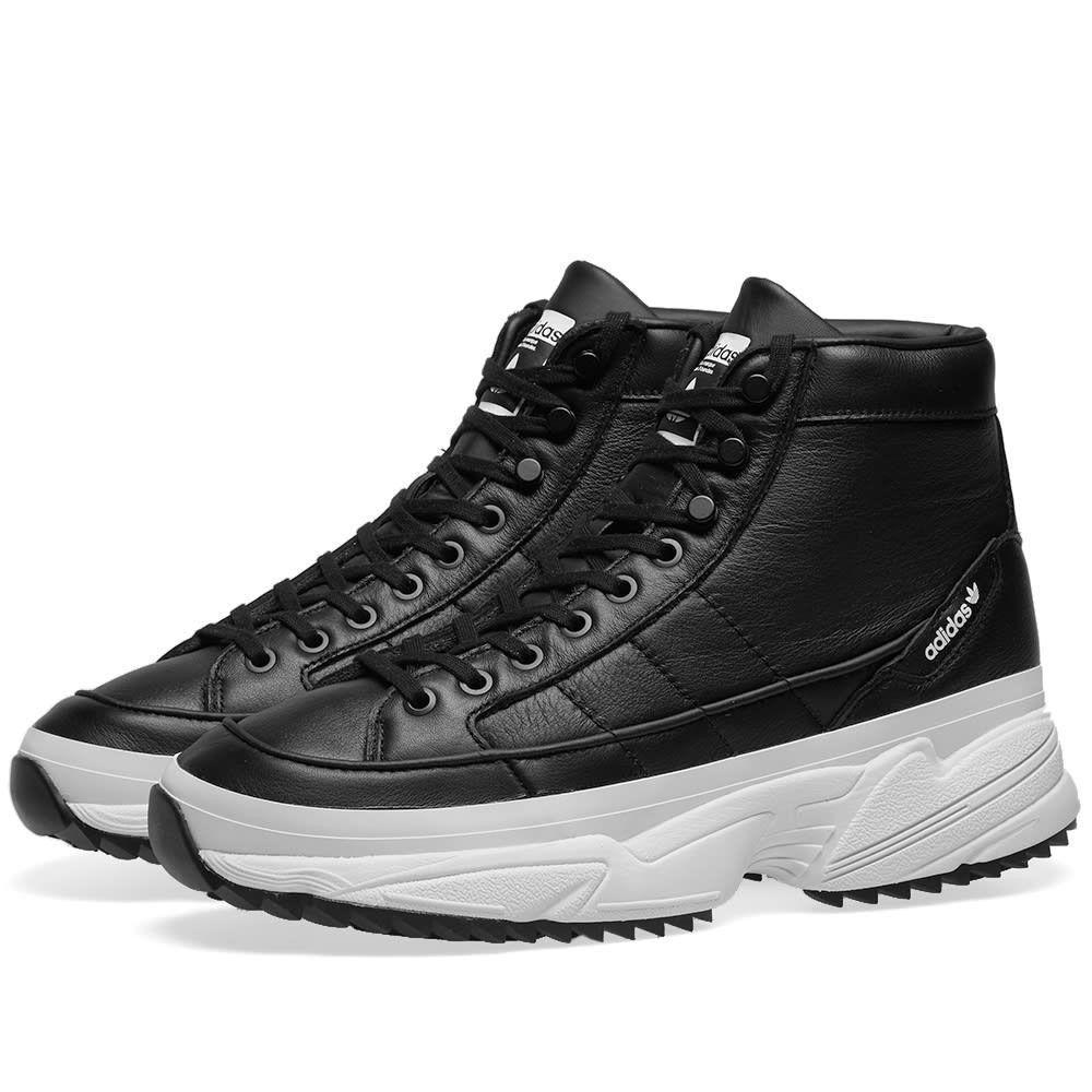 アディダス Adidas レディース スニーカー シューズ・靴【kiellor xtra w】Black/White