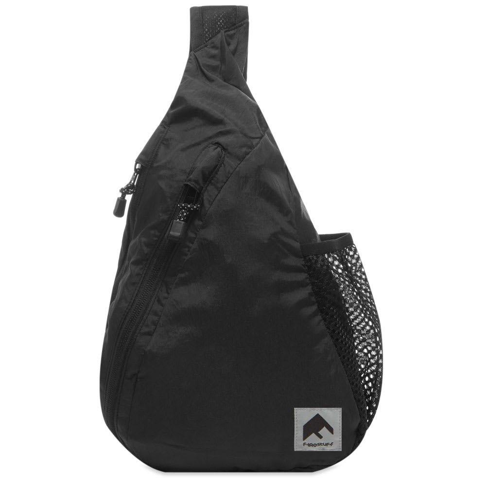 フラグスタフ Flagstuff メンズ ショルダーバッグ バッグ【cross body bag】Black
