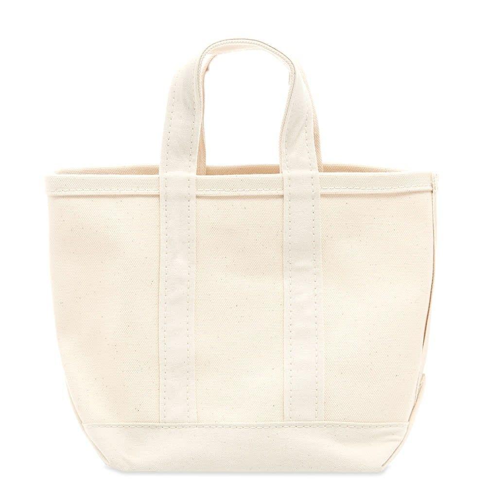 ザ リアル マッコイズ The Real McCoys メンズ トートバッグ キャンバストート バッグ【the real mccoy's canvas tote bag】Ivory