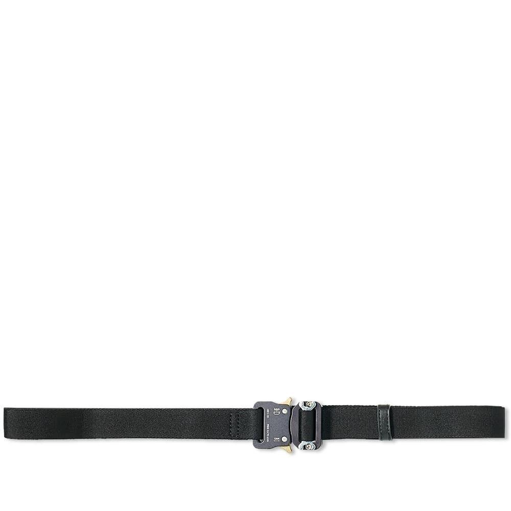 アリクス 1017 ALYX 9SM メンズ ベルト 【medium rollercoaster belt】Black