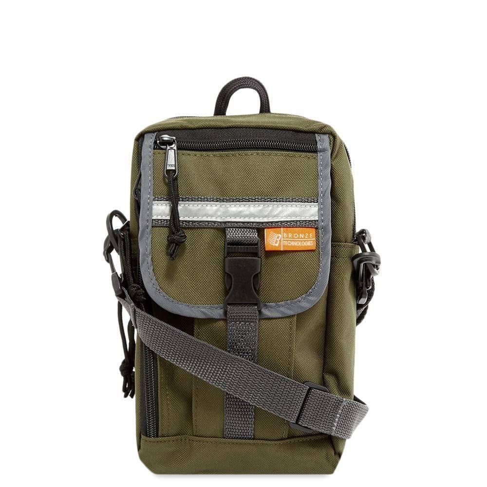 ブロンズ 56K Bronze 56k メンズ ショルダーバッグ バッグ【phat sack cross-body bag】Olive