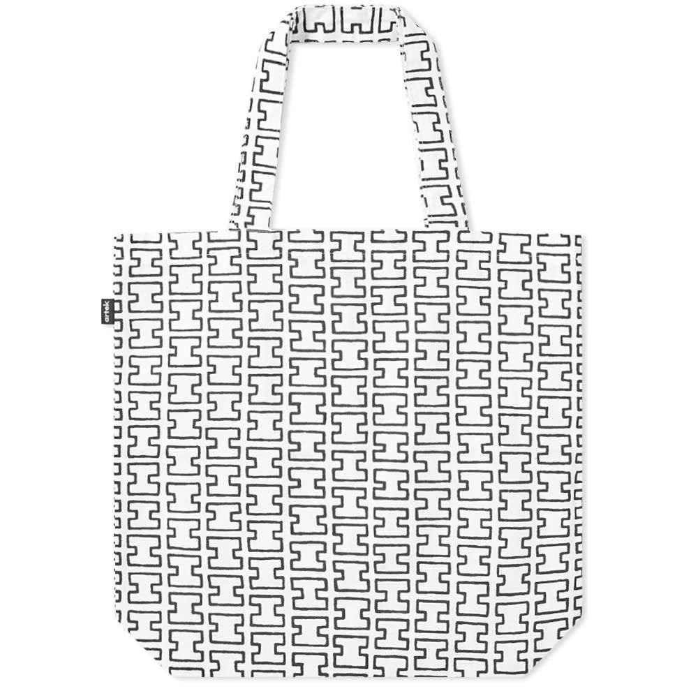 アルテック Artek メンズ トートバッグ バッグ【h55 canvas bag】White/Grey