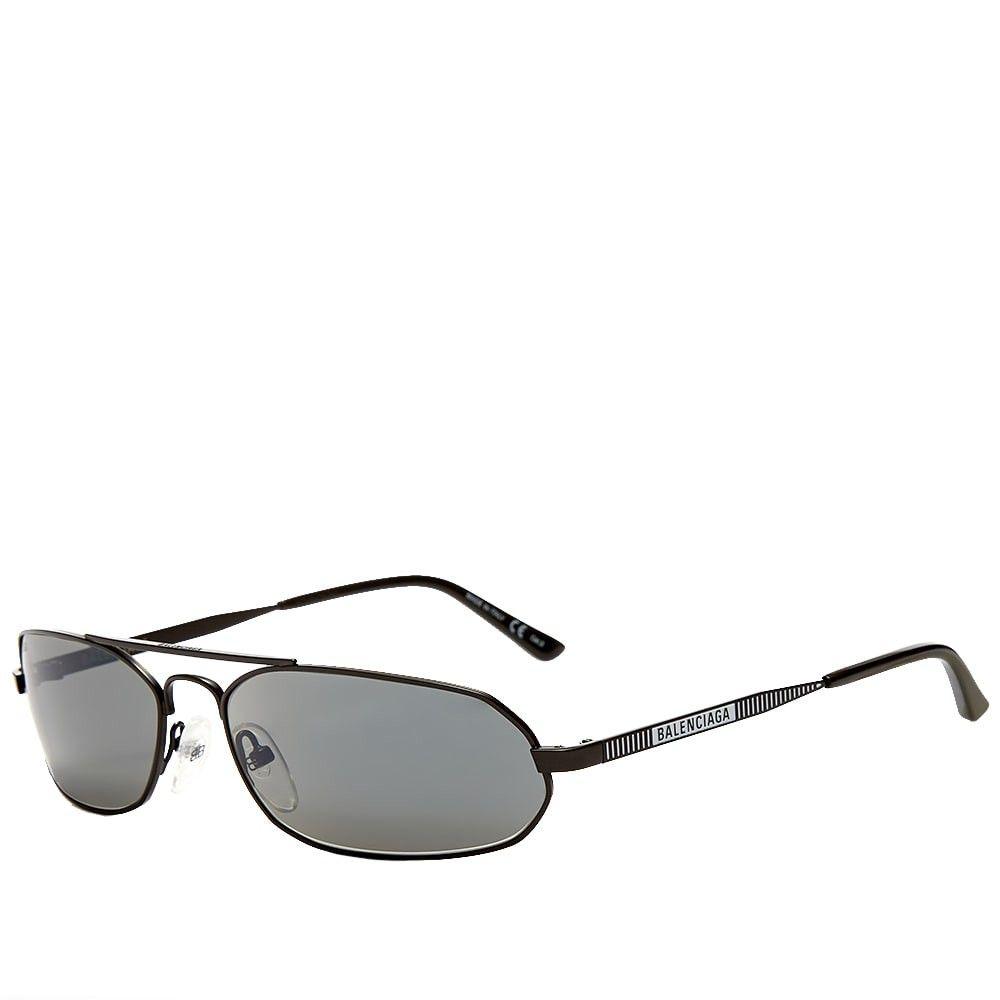 バレンシアガ Balenciaga メンズ メガネ・サングラス 【agent sunglasses】Black