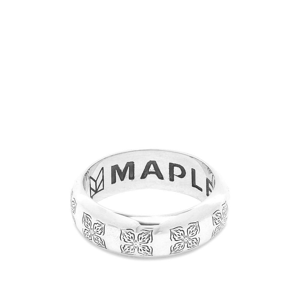 メープル Maple メンズ 指輪・リング ジュエリー・アクセサリー【flower ring】Silver