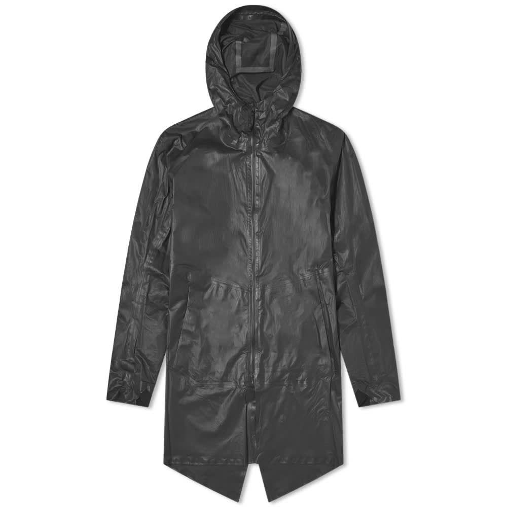 アークテリクス Arcteryx Veilance メンズ コート アウター【arc'teryx veilance monitor sl coat】Black