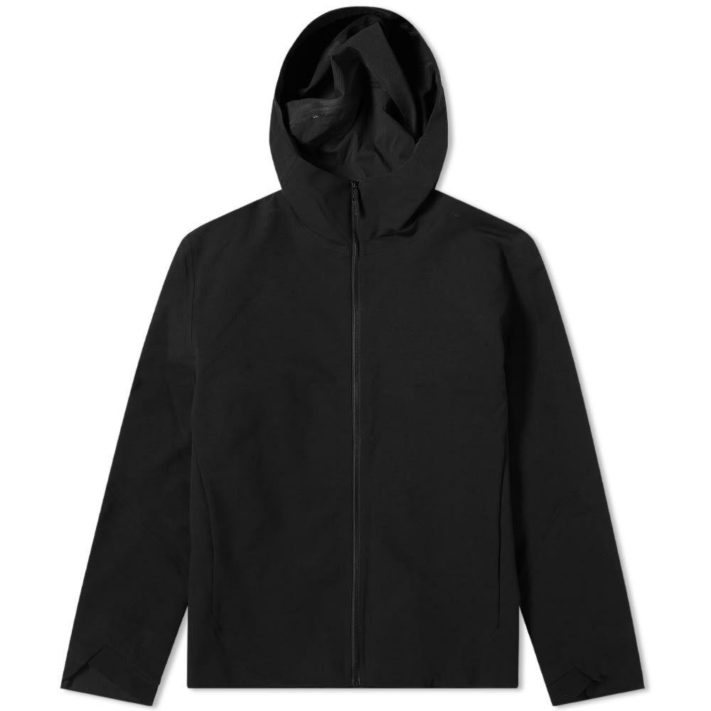 アークテリクス Arcteryx Veilance メンズ ジャケット アウター【arc'teryx veilance isogon mx hooded jacket】Black