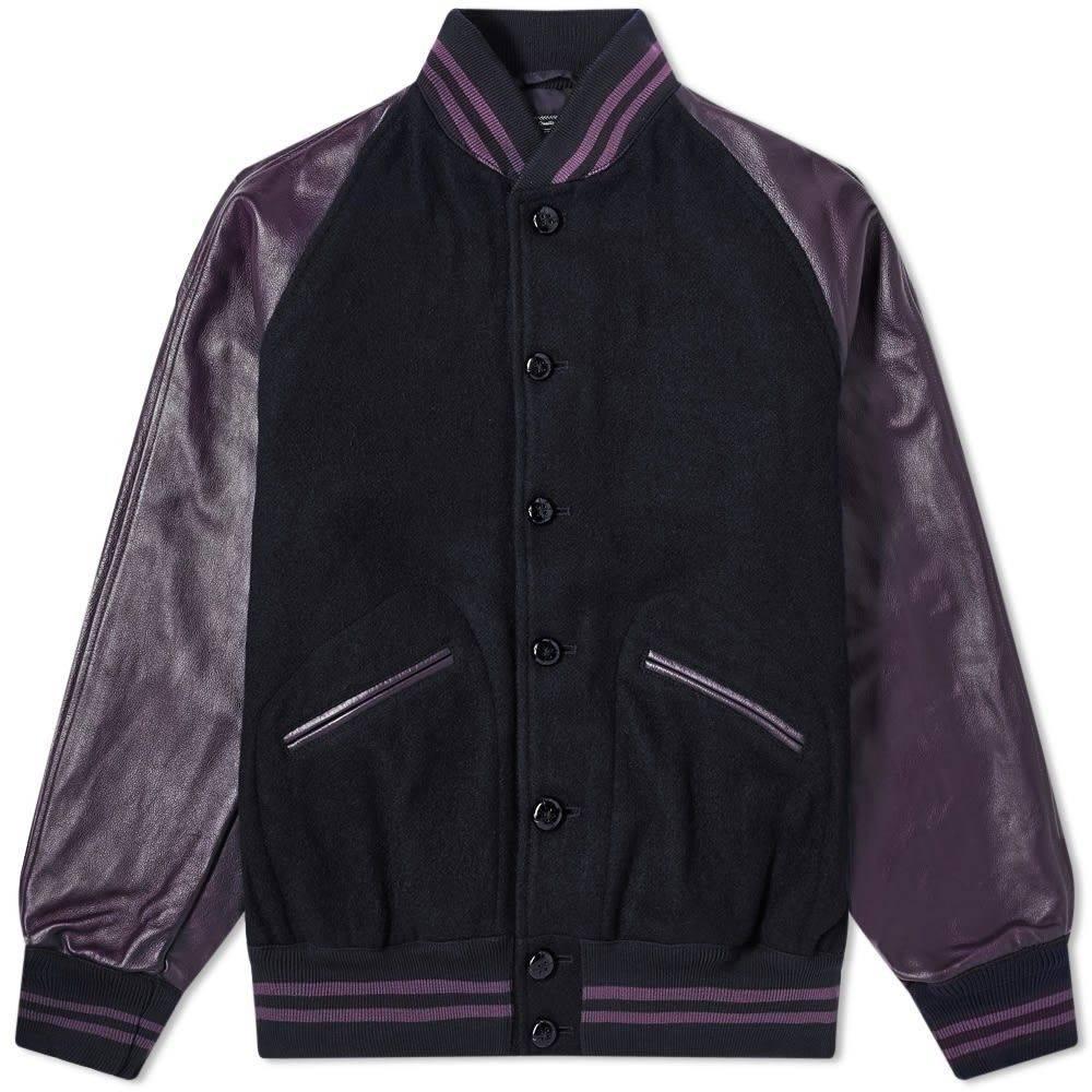 ビームス プラス Beams Plus メンズ ジャケット アウター【award jacket】Navy
