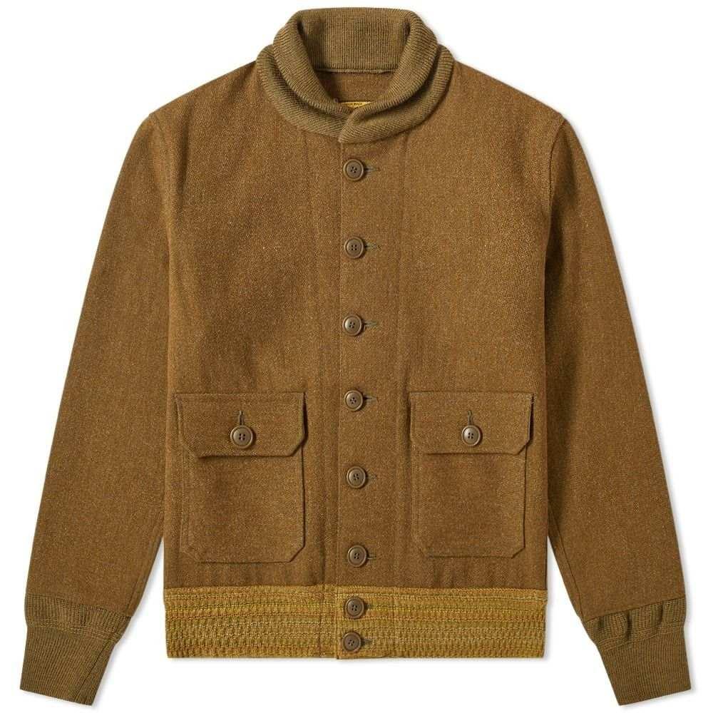 ザ リアル マッコイズ The Real McCoys メンズ ジャケット アウター【the real mccoy's ccc jacket】Olive