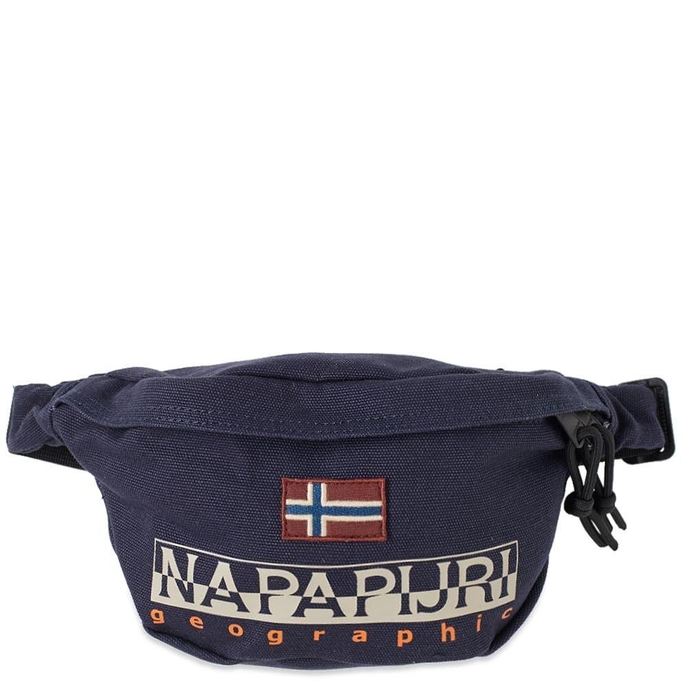 ナパピリ Napapijri メンズ ボディバッグ・ウエストポーチ バッグ【hering waist bag】Navy