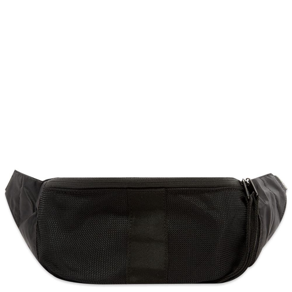 ホーボー hobo メンズ ボディバッグ・ウエストポーチ バッグ【mesh waist bag】Black