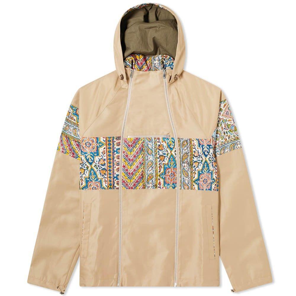 パリアファルザネ Paria Farzaneh メンズ ジャケット ラグラン アウター【raglan jacket】Beige