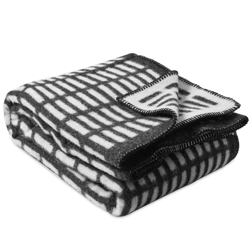 アルテック Artek メンズ 雑貨 ブランケット【siena blanket】Black/White