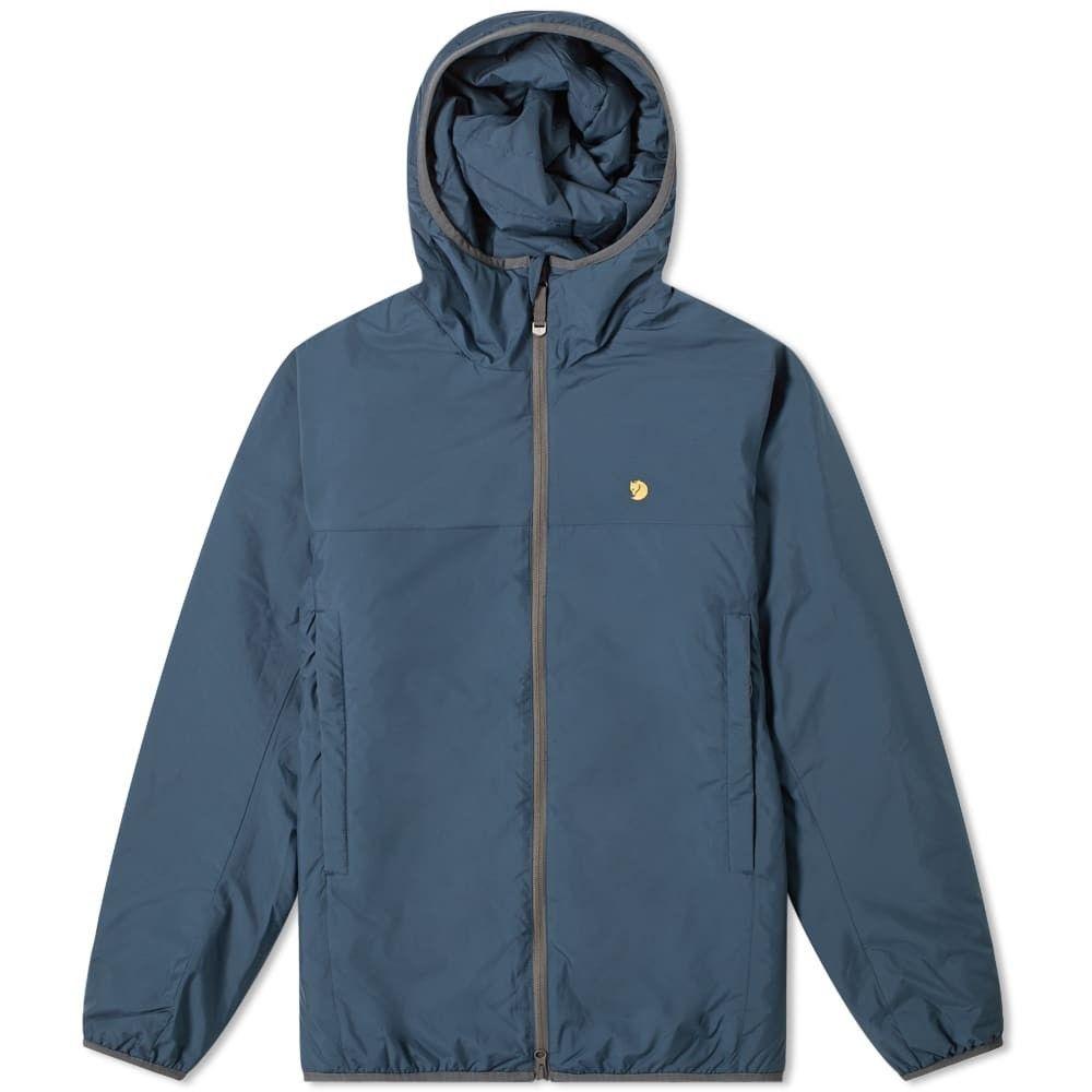 フェールラーベン Fjallraven メンズ ジャケット アウター【bergtagen lite insulation jacket】Mountain Blue