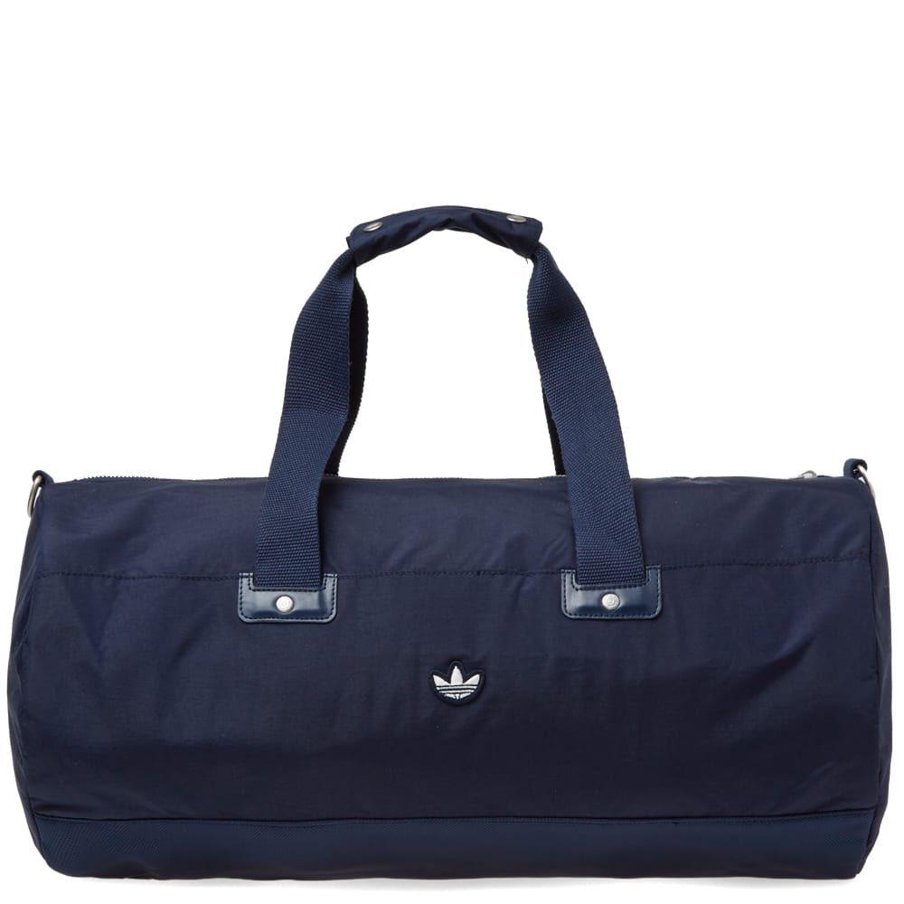 アディダス Adidas メンズ ボストンバッグ・ダッフルバッグ バッグ【samstag duffle bag】Collegiate Navy