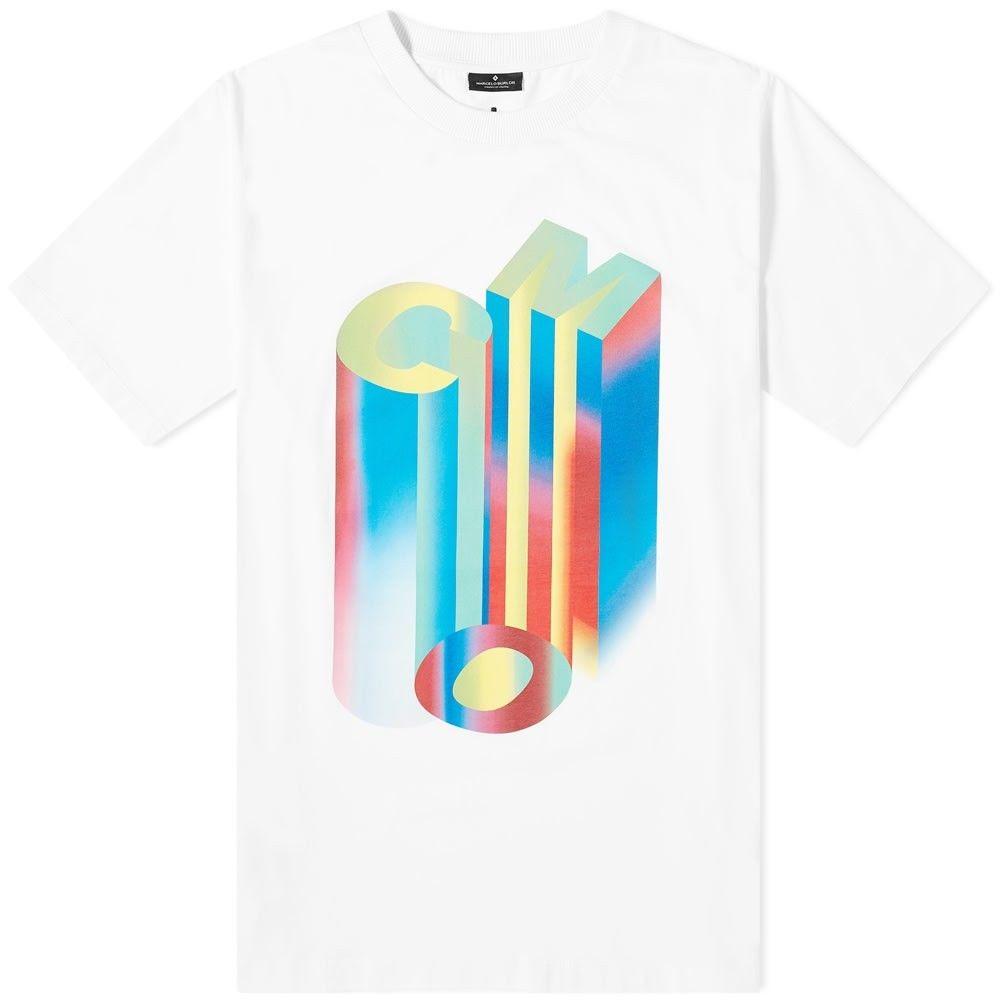 マルセロバーロン Marcelo Burlon メンズ Tシャツ トップス【Com Tee】White