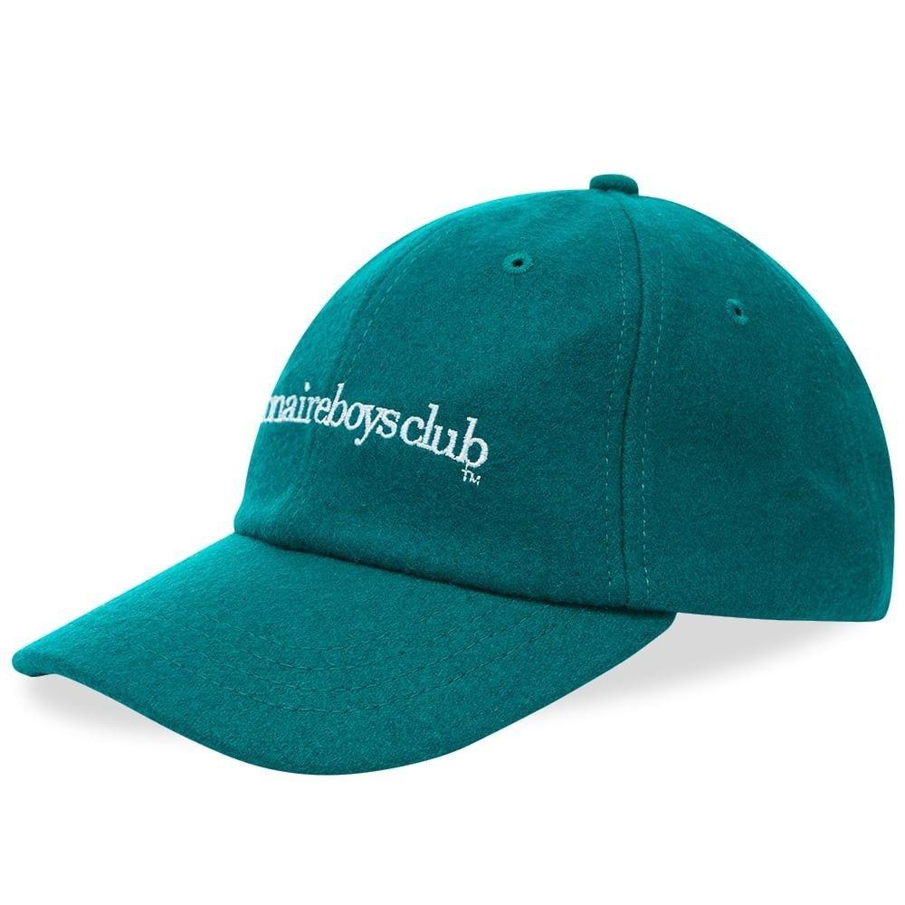 ビリオネアボーイズクラブ メンズ 帽子 キャップ Green 【サイズ交換無料】 ビリオネアボーイズクラブ Billionaire Boys Club メンズ キャップ 帽子【Embroidered Logo Cap】Green