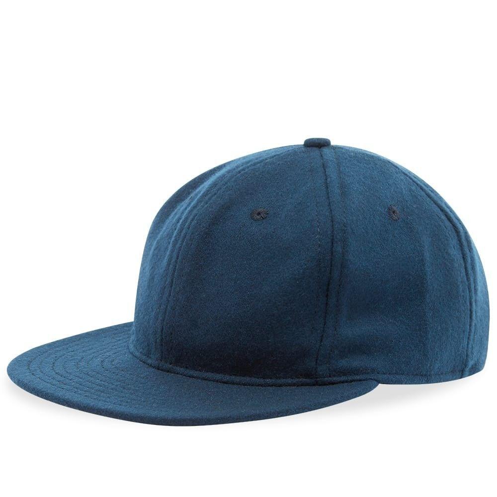エベッツフィールドフランネルズ メンズ 帽子 キャップ Navy 【サイズ交換無料】 エベッツフィールドフランネルズ Ebbets Field Flannels メンズ キャップ 帽子【Vintage Standard Cap】Navy