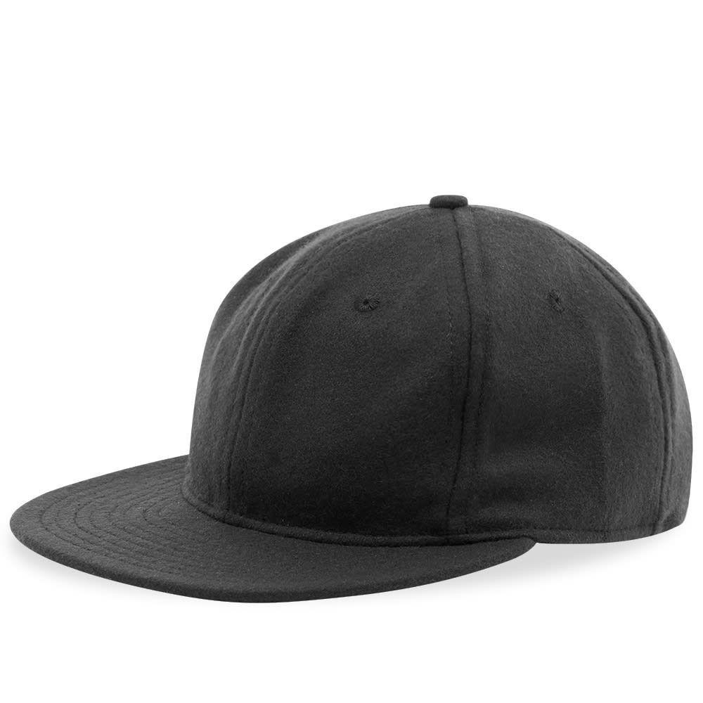 エベッツフィールドフランネルズ メンズ 帽子 キャップ Black 【サイズ交換無料】 エベッツフィールドフランネルズ Ebbets Field Flannels メンズ キャップ 帽子【Vintage Standard Cap】Black