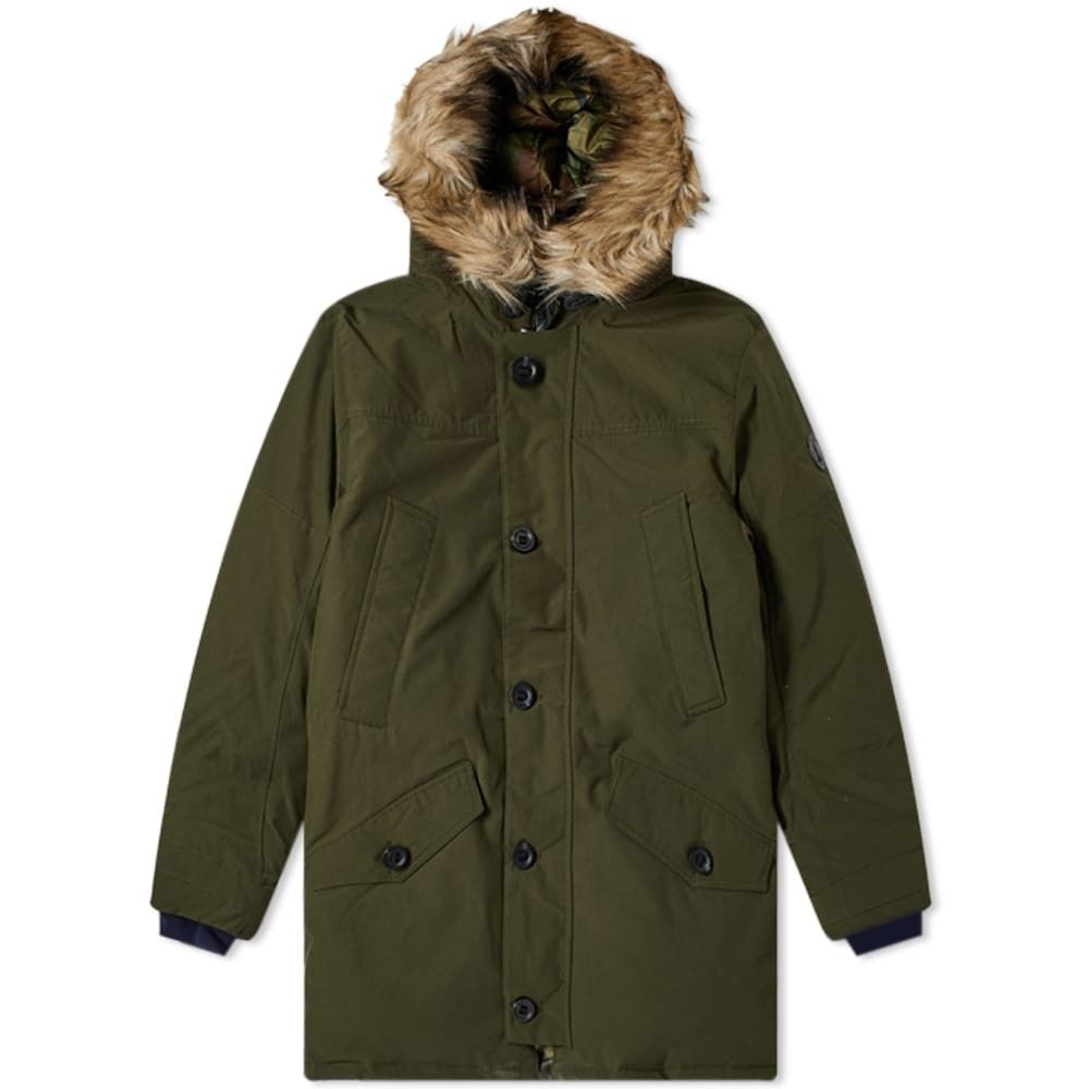 ラルフ ローレン Polo Ralph Lauren メンズ コート アウター【Annex Parka Jacket】Estate Olive