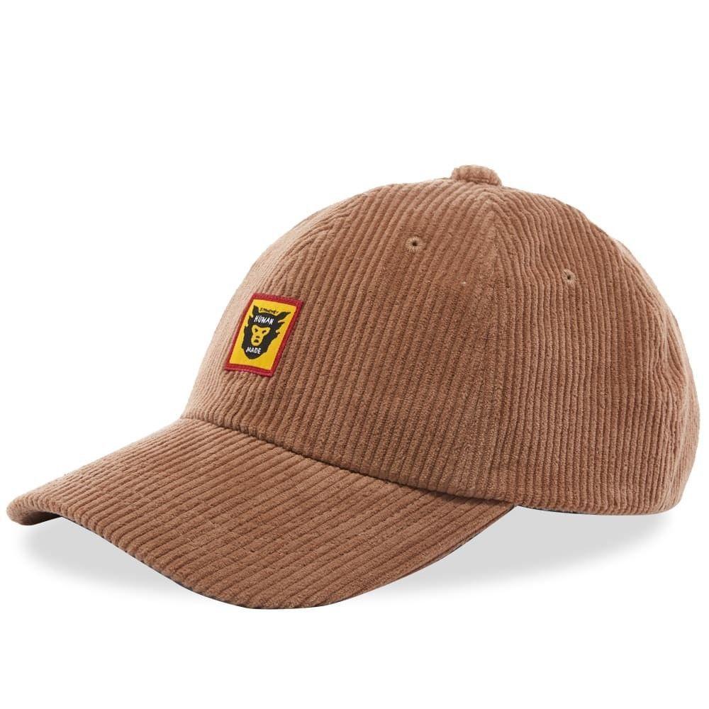 ヒューマンメイド メンズ 帽子 キャップ Beige 【サイズ交換無料】 ヒューマンメイド Human Made メンズ キャップ 帽子【STRMCWBY Corduroy Cap】Beige