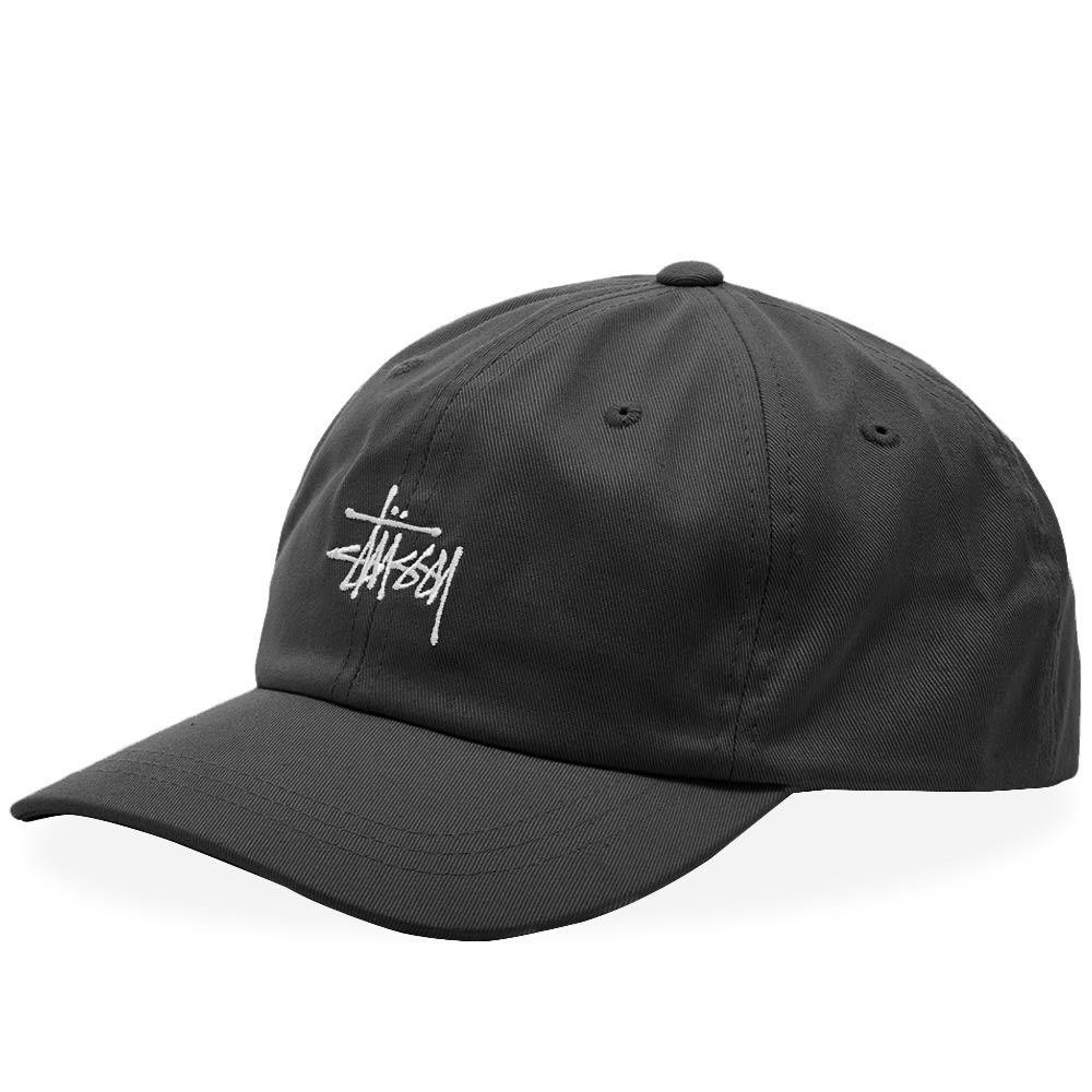 ステューシー メンズ 帽子 キャップ Black 【サイズ交換無料】 ステューシー Stussy メンズ キャップ 帽子【Stock Low Pro Cap】Black
