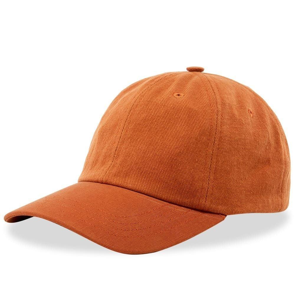 フォーク メンズ 帽子 キャップ Cinnamon 【サイズ交換無料】 フォーク Folk メンズ キャップ 帽子【6 Panel Cap】Cinnamon