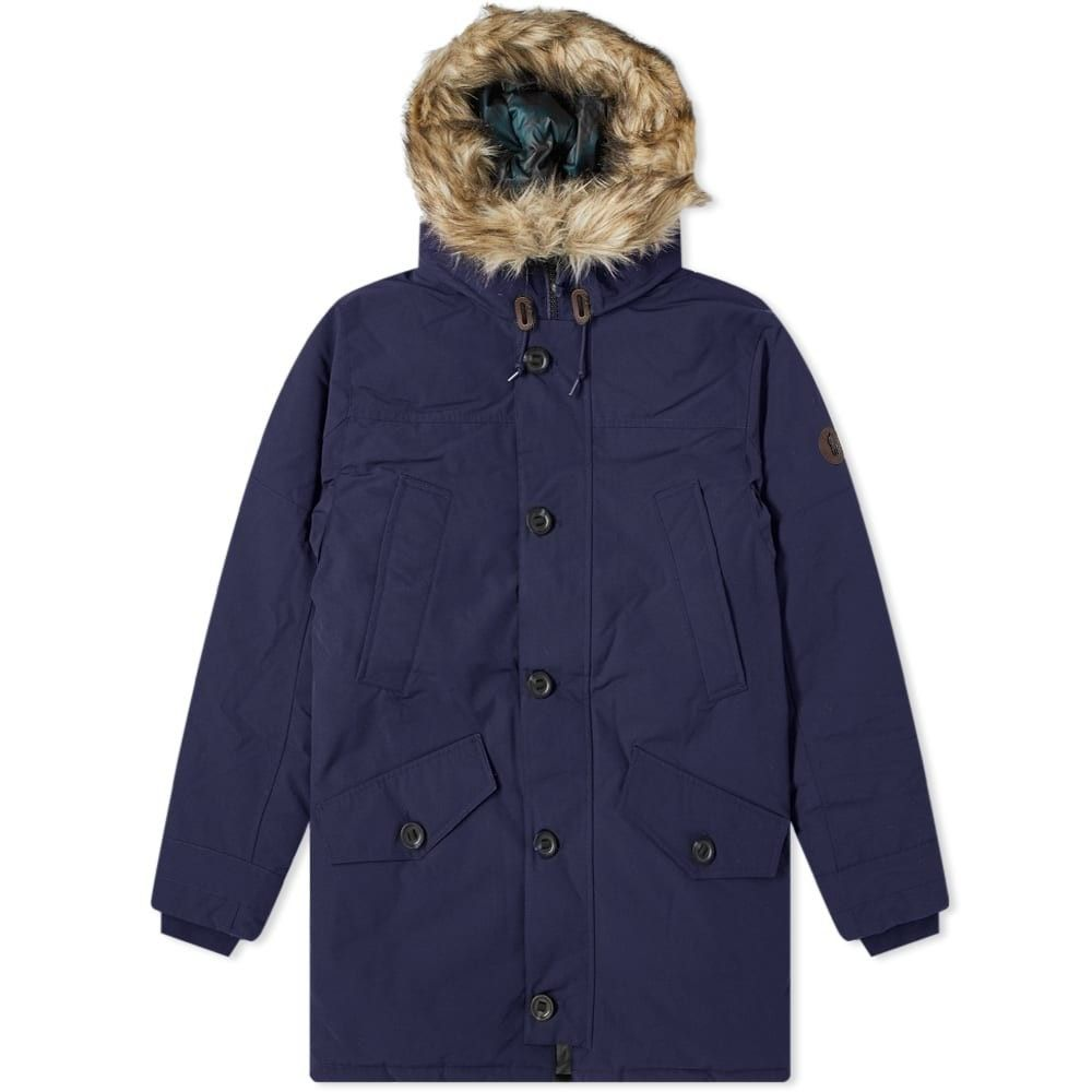 ラルフ ローレン Polo Ralph Lauren メンズ コート アウター【Annex Parka Jacket】Cruise Navy