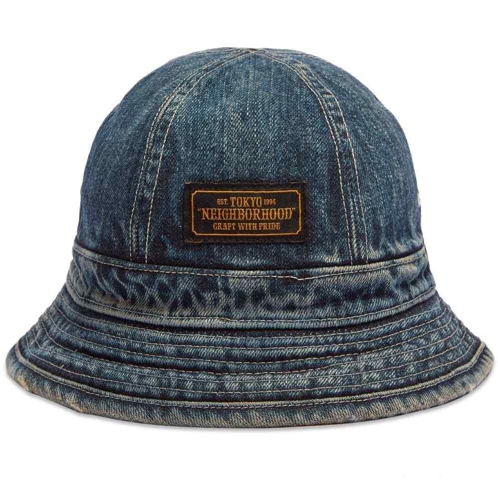 ネイバーフッド メンズ 帽子 キャップ Indigo 【サイズ交換無料】 ネイバーフッド Neighborhood メンズ キャップ 帽子【Savage Series Ball Cap】Indigo