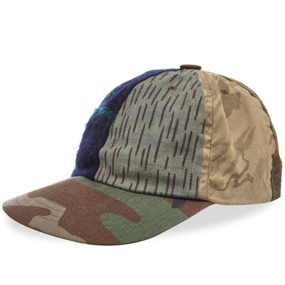 マハリシ メンズ 帽子 キャップ Multi 【サイズ交換無料】 マハリシ Maharishi メンズ キャップ 帽子【Multi Camo Cap】Multi