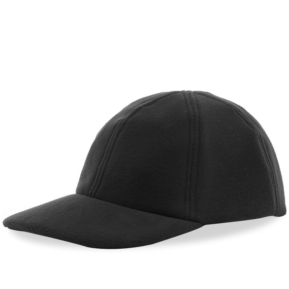 ノンネイティブ メンズ 帽子 キャップ Black 【サイズ交換無料】 ノンネイティブ Nonnative メンズ キャップ 帽子【Dweller Polartec Cap】Black