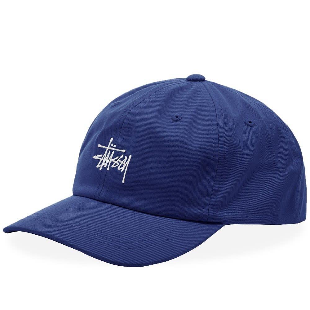 ステューシー メンズ 帽子 キャップ Navy 【サイズ交換無料】 ステューシー Stussy メンズ キャップ 帽子【Stock Low Pro Cap】Navy