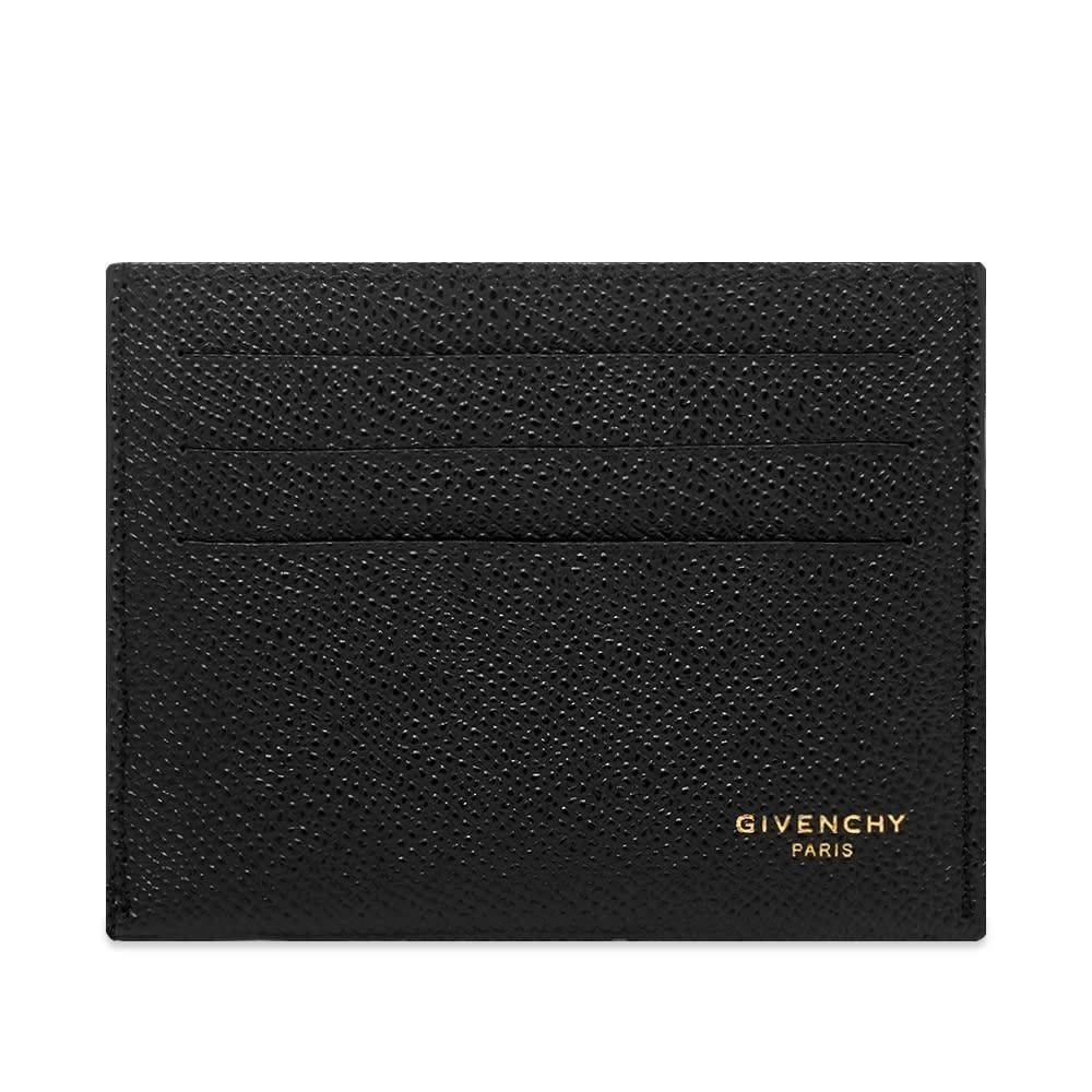 ジバンシー Givenchy メンズ カードケース・名刺入れ カードホルダー【Eros Leather Card Holder】Black