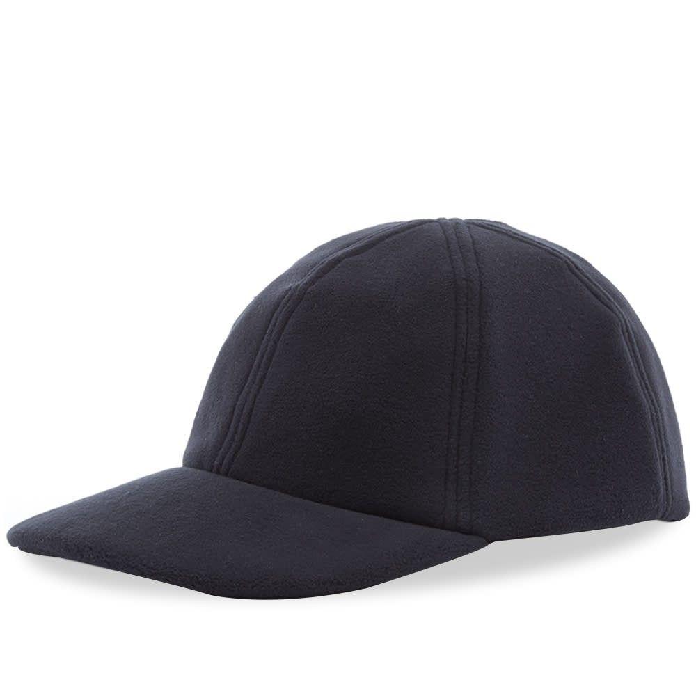 ノンネイティブ メンズ 帽子 キャップ Navy 【サイズ交換無料】 ノンネイティブ Nonnative メンズ キャップ 帽子【Dweller Polartec Cap】Navy