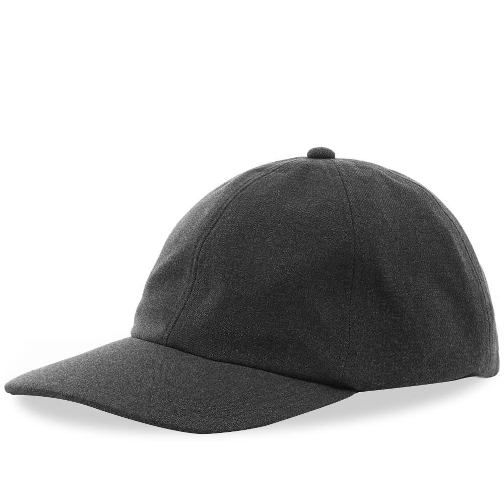 ノンネイティブ メンズ 帽子 キャップ Charcoal 【サイズ交換無料】 ノンネイティブ Nonnative メンズ キャップ 帽子【Dweller Gore-Tex Cap】Charcoal