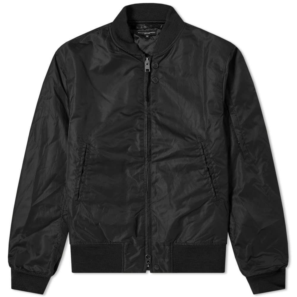 エンジニアードガーメンツ Engineered Garments メンズ ジャケット アビエイター アウター【Aviator Jacket】Black