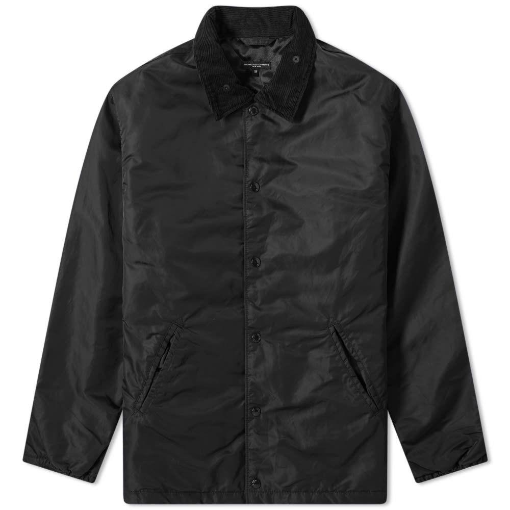 エンジニアードガーメンツ Engineered Garments メンズ ジャケット アウター【Ground Jacket】Black