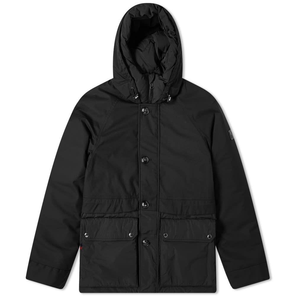 ウールリッチ Woolrich メンズ ジャケット アノラック アウター【Teton Anorak】Black