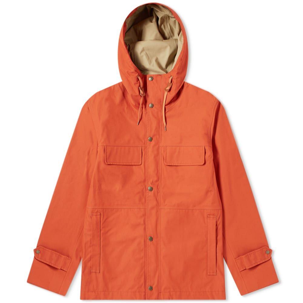 ナナミカ Nanamica メンズ ジャケット アウター【Gore-Tex Cruiser Jacket】Orange