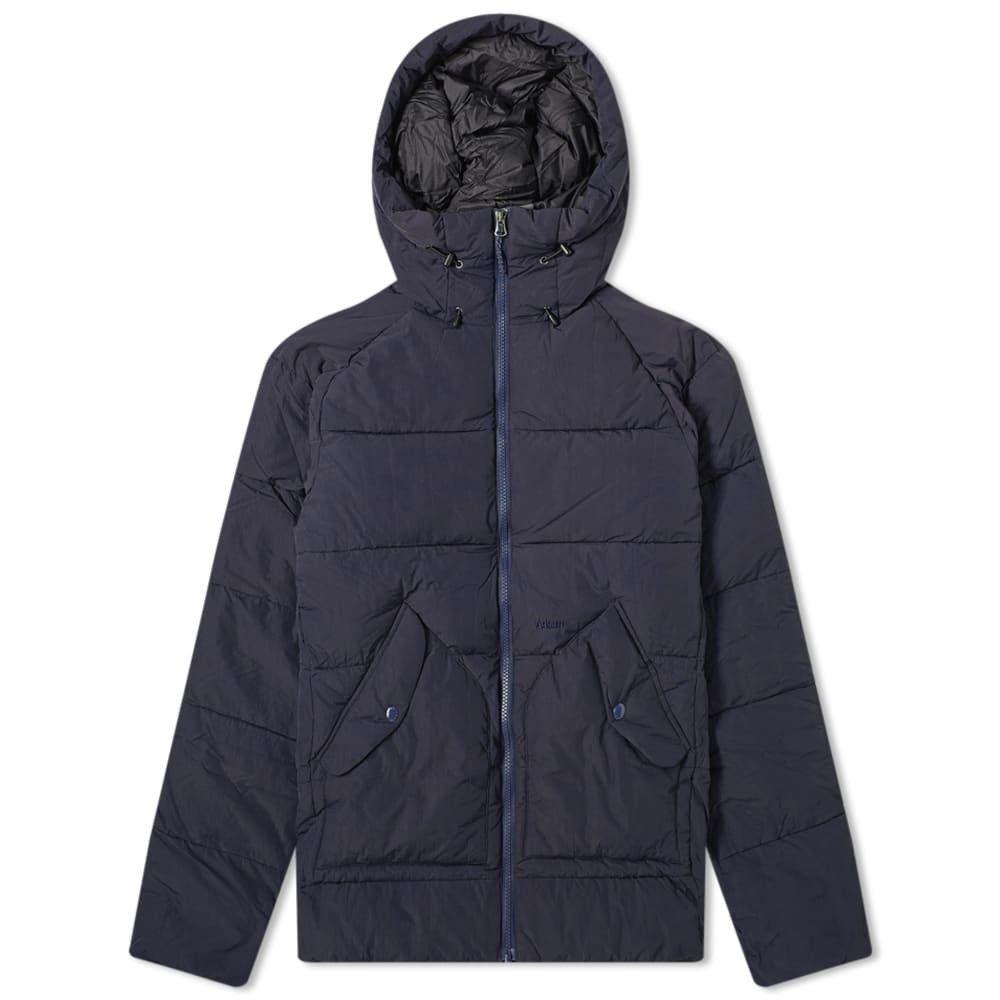 アドサム Adsum メンズ ジャケット アウター【Alpine Jacket】Navy