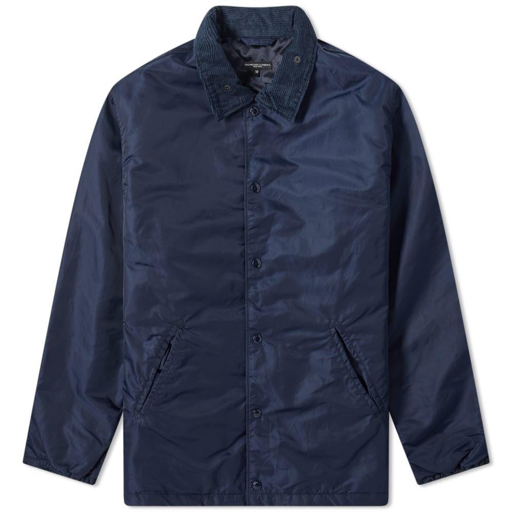 エンジニアードガーメンツ Engineered Garments メンズ ジャケット アウター【Ground Jacket】Navy
